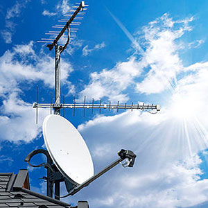 impianti antenna tv e satellite